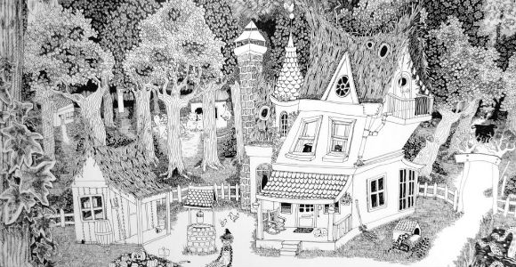 fairytale_homes_by_kida90-d5wb22m