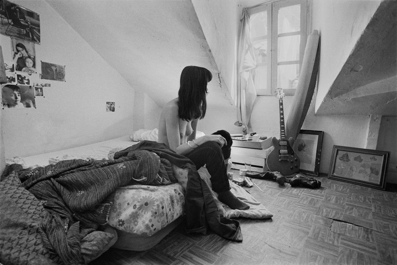 Teresa en la buhardilla, 1978