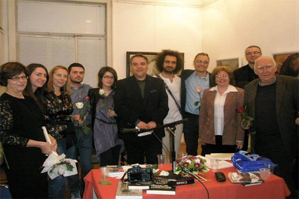Почеток на векот: Новата македонска книжевност