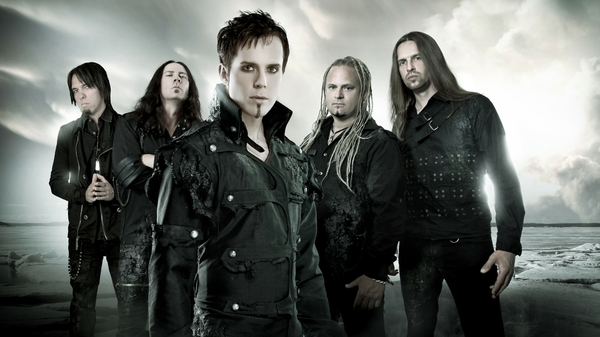 brunettes blondes band kamelot metal music musican gothic metal silverthorn_wallpaperswa.com_90