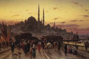 Една кратка од Цариград