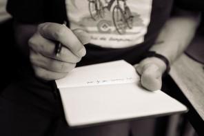 Писмо до авторот