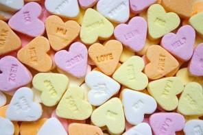LOVE (PER)MUTATIONS