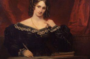Мери Шели за креативноста